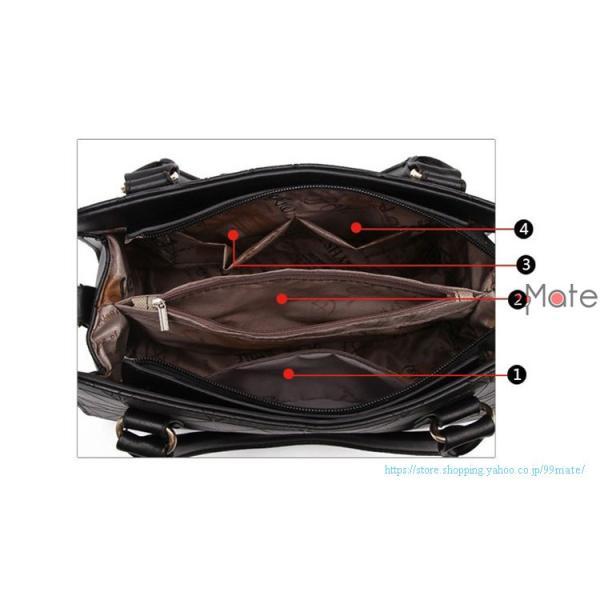 トートバッグ レディース バッグ 2way 斜め掛け ショルダーバッグ ハンドバッグ 通勤バッグ 手提げバッグ 大容量 A4対応 カバン 99mate 21
