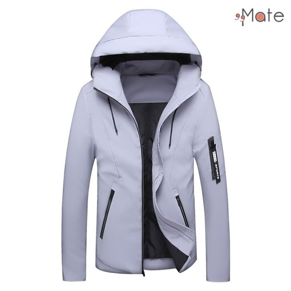 中綿ジャケット メンズジャケット フード付き ショート丈 コート 中綿コート 暖かい ファッション アウター 秋冬 99mate 21