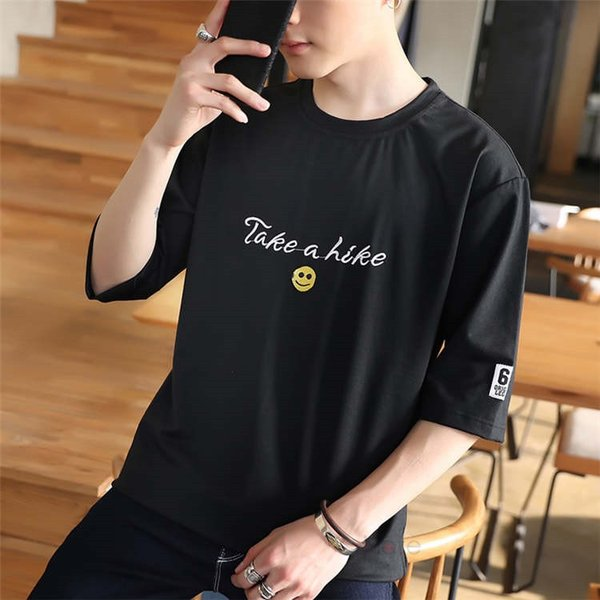 ティーシャツ メンズ 半袖Tシャツ 無地Tシャツ サマー Tシャツ クルーネック 夏 サマー カジュアル お兄系 涼しい 99mate 18