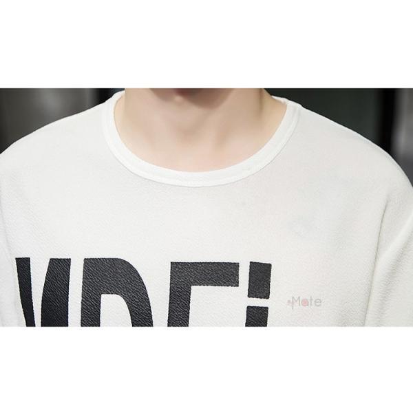 無地 Tシャツ メンズ カジュアル 五分袖 クルーネック ティーシャツ 半袖Tシャツ トップス おしゃれ 夏服 新作|99mate|19