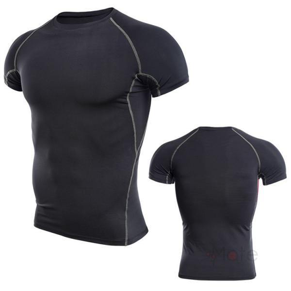 コンプレッションウェア 半袖 メンズ Tシャツ スポーツウェア スポーツシャツ 夏 インナー 加圧シャツ アンダー トレーニングウェア セール|99mate|12