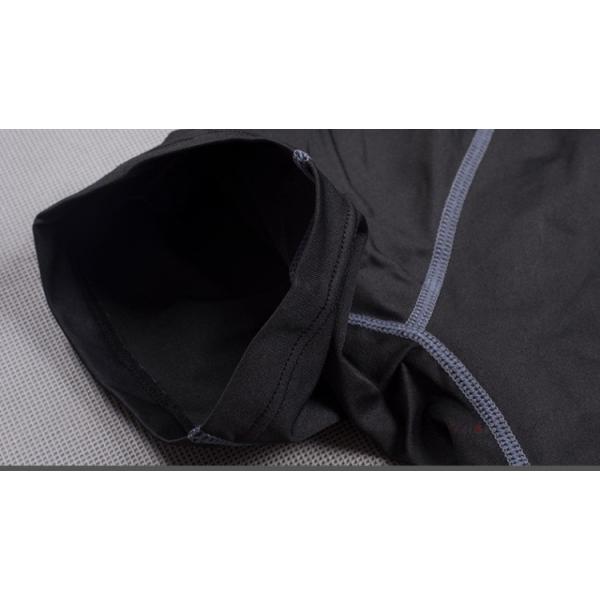 コンプレッションウェア 半袖 メンズ Tシャツ スポーツウェア スポーツシャツ 夏 インナー 加圧シャツ アンダー トレーニングウェア セール|99mate|16