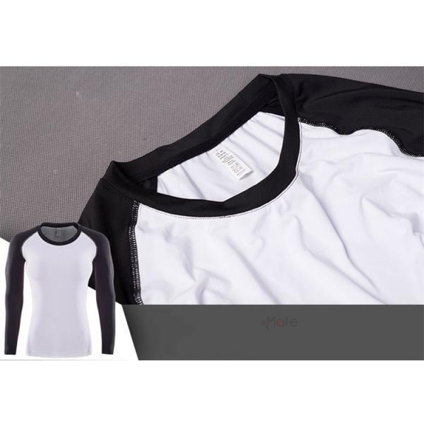 長袖 Tシャツ レディース フィットネス ヨガウェア コンプレッションウェア ジム ウェア 加圧インナー アンダー 春夏秋|99mate|15