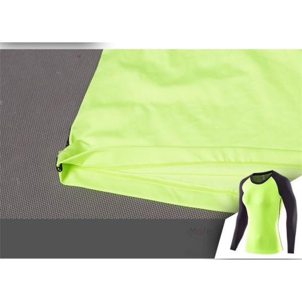 長袖 Tシャツ レディース フィットネス ヨガウェア コンプレッションウェア ジム ウェア 加圧インナー アンダー 春夏秋|99mate|18