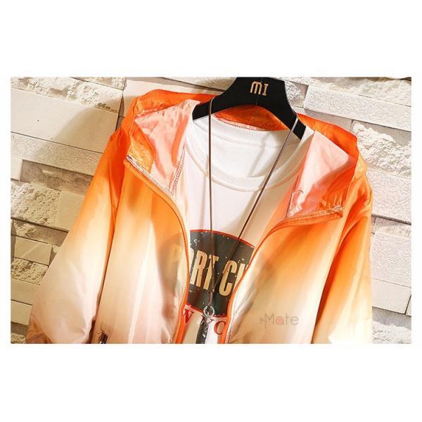 マウンテンパーカー メンズ ジャケット ウインドブレーカー UVカット ジャンパー パーカー カジュアル 防風薄手 おしゃれ|99mate|10