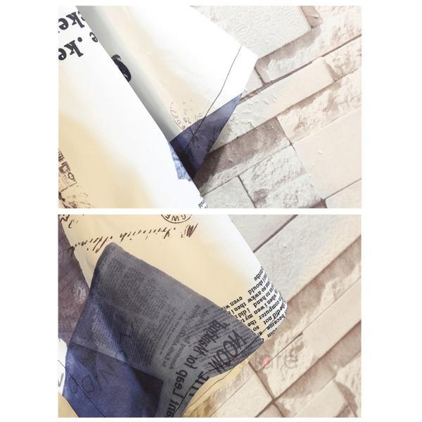 花柄シャツ メンズ 半袖シャツ カジュアルシャツ 開襟シャツ アロハシャツ トップス 40代 50代 2019 夏新作|99mate|13