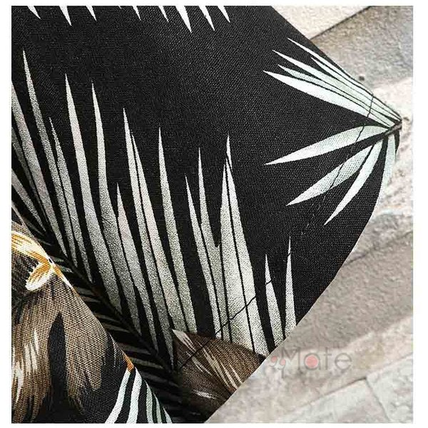 ハワイアンシャツ メンズ 半袖 七分袖 アロハシャツ 花柄 開襟シャツ カジュアルシャツ ハワイアン 半袖シャツ リゾート 夏新作|99mate|12