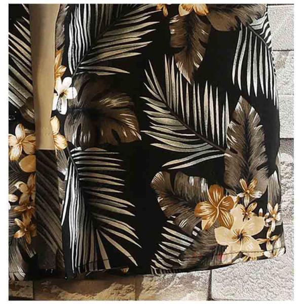 ハワイアンシャツ メンズ 半袖 七分袖 アロハシャツ 花柄 開襟シャツ カジュアルシャツ ハワイアン 半袖シャツ リゾート 夏新作|99mate|15