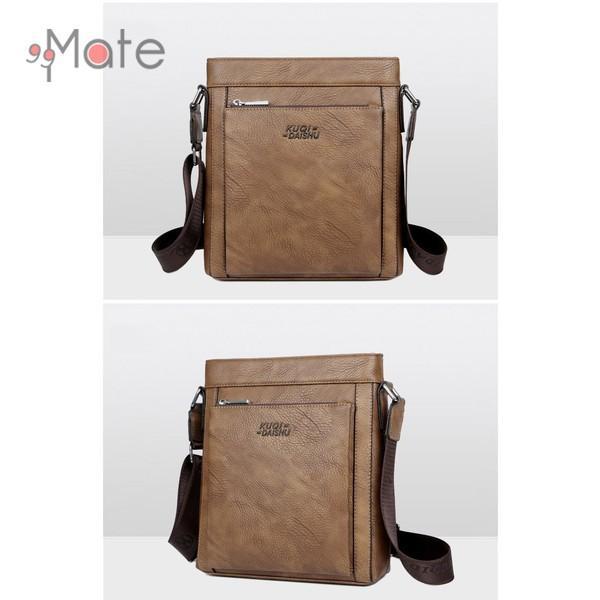送料無料 ショルダーバッグ メンズ バッグ 小型バッグ 2way 手提げバッグ サコッシュ 30代 40代 通勤バッグ 斜めがけ 99mate 15
