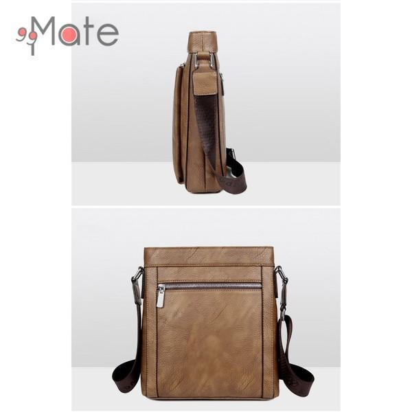 送料無料 ショルダーバッグ メンズ バッグ 小型バッグ 2way 手提げバッグ サコッシュ 30代 40代 通勤バッグ 斜めがけ 99mate 16