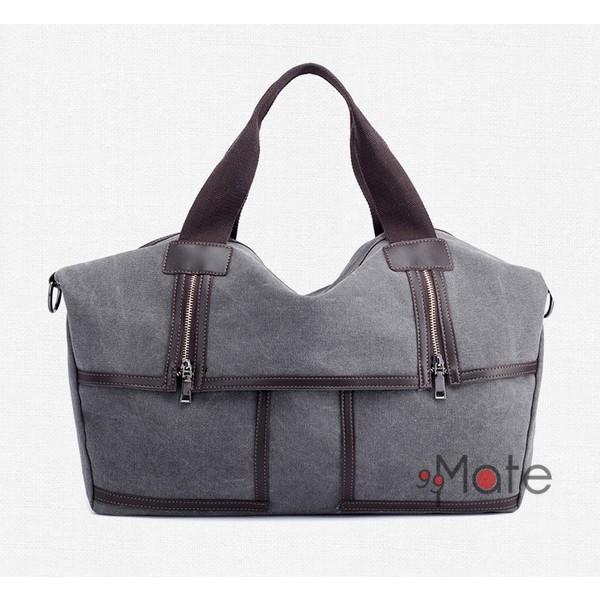 旅行カバン 大容量 ボストンバッグ キャンバストートバッグ ママバッグ マザーズバッグ 帆布 斜めがけ 鞄 カバン|99mate|21