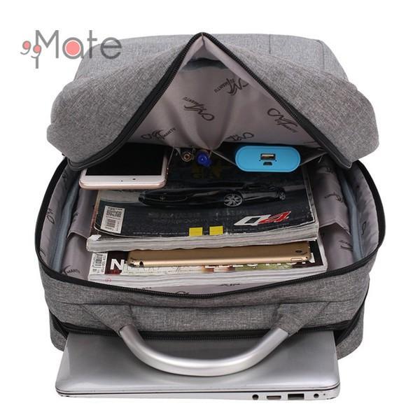 リュックサック ビジネスバッグ PC 通勤 通学 メンズ レディース 大容量 リュック おしゃれ 撥水 A4対応 旅行 出張 セール|99mate|03
