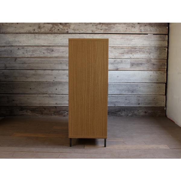 カデル スライドガラスキャビネットロー cadeal slide glass cabinet low|a-depeche|03