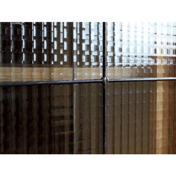 カデル スライドガラスキャビネットロー cadeal slide glass cabinet low|a-depeche|04