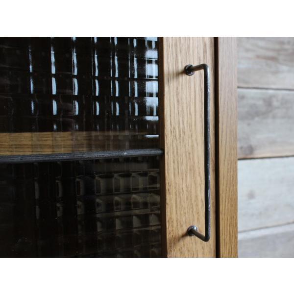 カデル スライドガラスキャビネットロー cadeal slide glass cabinet low|a-depeche|06