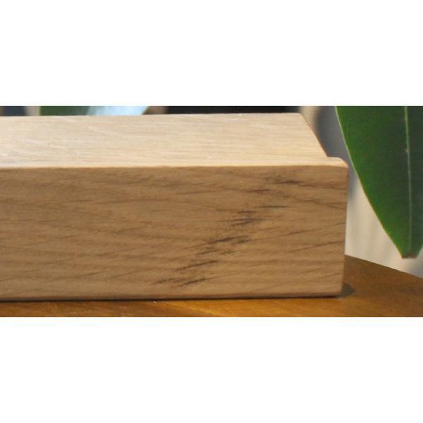 ウッド リング スタンド Sサイズ 『アクセサリー 収納 スタンド 木製 ディスプレイ 店舗 什器 ジュエリー 指輪 ピアス イアリング トレー 』|a-depeche|06