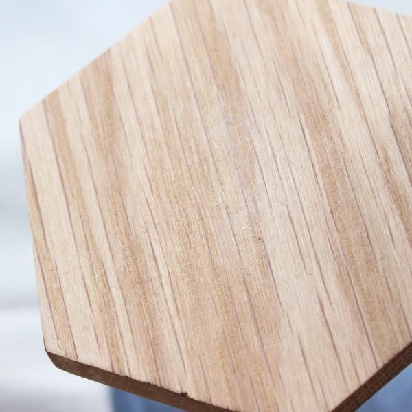 ウッドディスプレイステージ Sサイズ 『アクセサリー 収納 スタンド 木製 ディスプレイ 店舗 什器 ジュエリー 指輪 ピアス イアリング 天然木 無垢材』|a-depeche|12