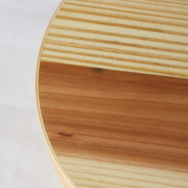曲げわっぱ 弁当箱 オーバル『女子 大人 一段 おしゃれ 700ml 楕円型 木製 サークル型 ナチュラル 漆塗り ランチボックス 日本製 天然杉 男子 小判型 』|a-depeche|20