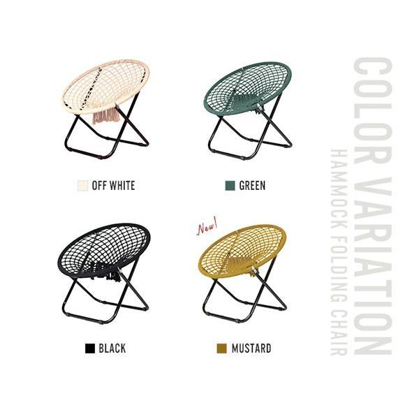 ハンモック チェアー 『ハンモック フォールディング チェア』 室内 アウトドア 椅子 インダストリアル ハンモックチェア カフェ風 折りたたみ|a-depeche|03
