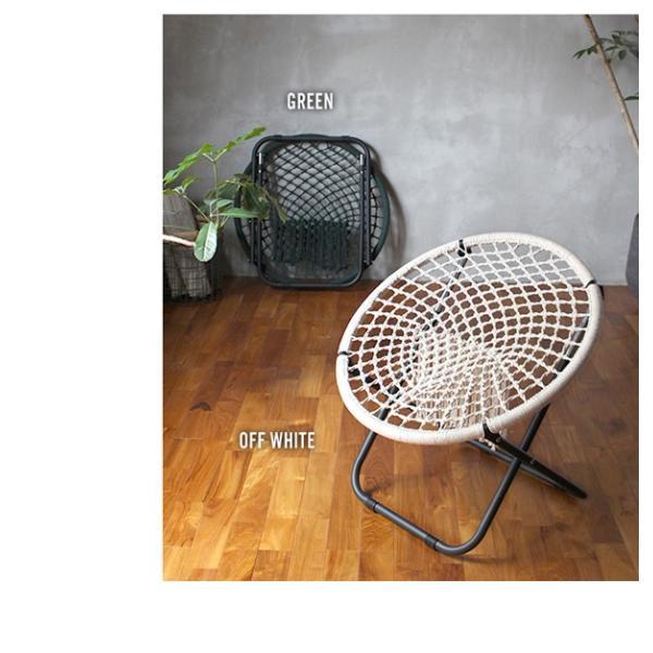 ハンモック チェアー 『ハンモック フォールディング チェア』 室内 アウトドア 椅子 インダストリアル ハンモックチェア カフェ風 折りたたみ|a-depeche|09