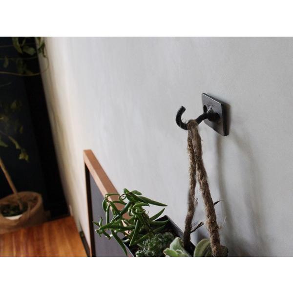 アイアン プレート S フック iron plate S hook 使い易いベーシックな形のフック|a-depeche