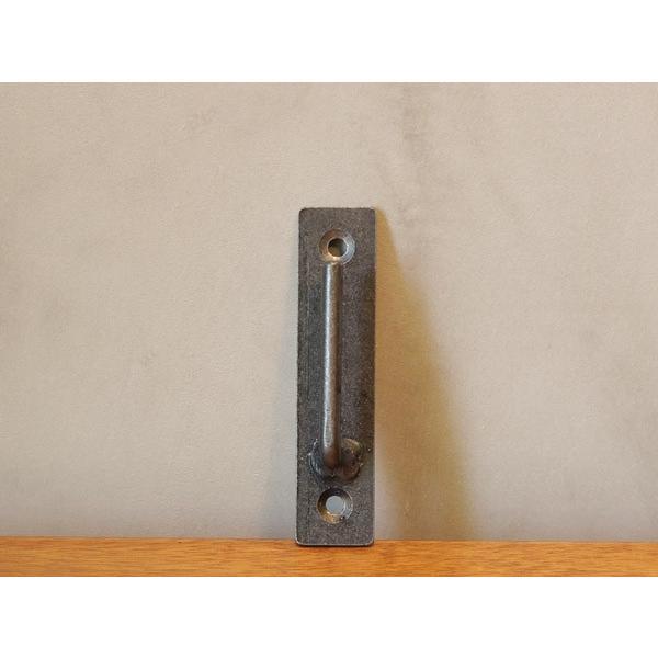 アイアン タッセル フック iron tasselhook アイアンで作られたシンプルなタッセルフック|a-depeche|02
