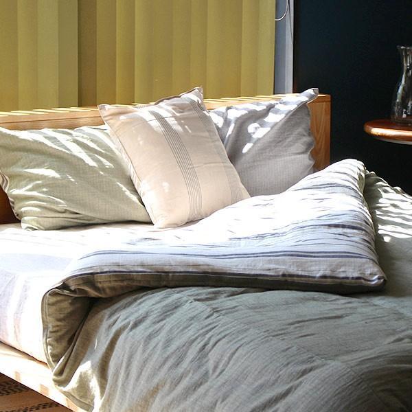 レトリプ コンフォーターケース シングル Letrip comforter case single カラー×ストライプ 欲張りな楽しみ方が見せ所|a-depeche|08