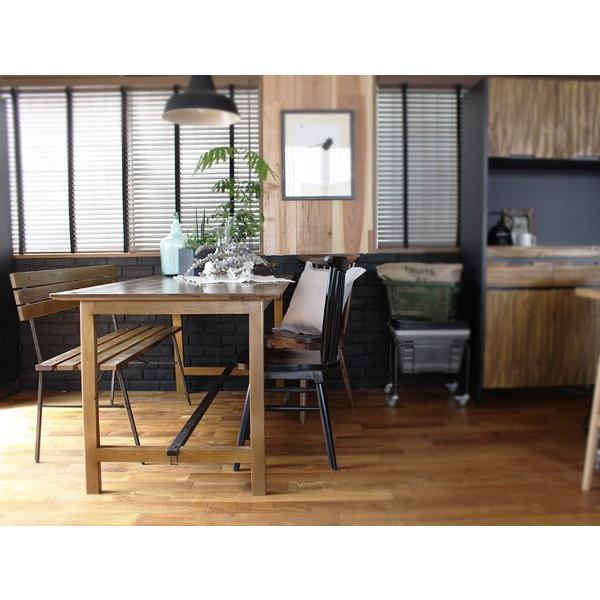 『10%オフ!』modage dining table 1400 モダージュ ダイニングテーブル 1400 現代カントリー調のテーブル|a-depeche
