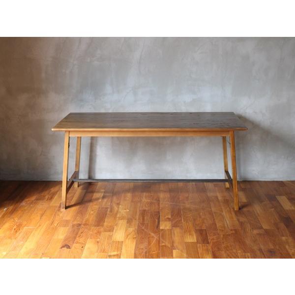 『10%オフ!』modage dining table 1400 モダージュ ダイニングテーブル 1400 現代カントリー調のテーブル|a-depeche|02