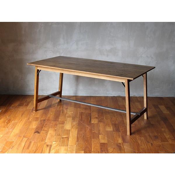 『10%オフ!』modage dining table 1400 モダージュ ダイニングテーブル 1400 現代カントリー調のテーブル|a-depeche|03