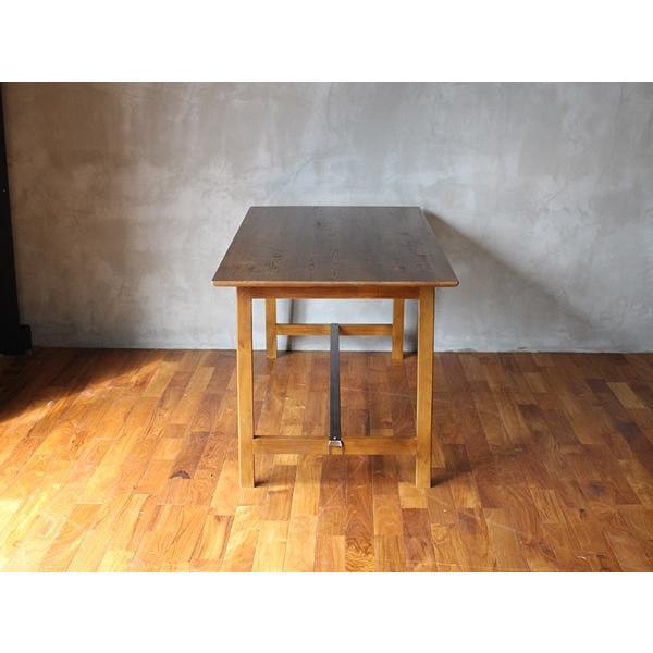 modage dining table 1400 モダージュ ダイニングテーブル 1400 現代カントリー調のテーブル|a-depeche|04