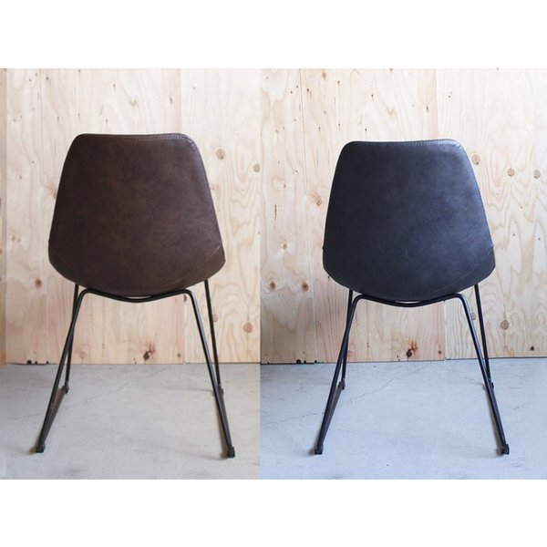 椅子 パニッシュ チェア PUNISH chair インダストリアル ヴィンテージ感のあるすわり心地のよいチェア 椅子 アデペシュ 送料無料|a-depeche|02