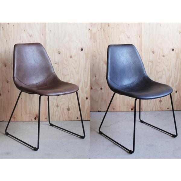 椅子 パニッシュ チェア PUNISH chair インダストリアル ヴィンテージ感のあるすわり心地のよいチェア 椅子 アデペシュ 送料無料|a-depeche|03
