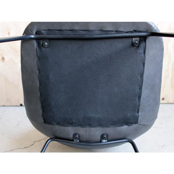 椅子 パニッシュ チェア PUNISH chair インダストリアル ヴィンテージ感のあるすわり心地のよいチェア 椅子 アデペシュ 送料無料|a-depeche|04