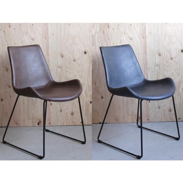 椅子 パニッシュ ウィング チェア PUNISH wing chair インダストリアル ヴィンテージ感のあるすわり心地のよいチェア 椅子『送料無料』|a-depeche|03
