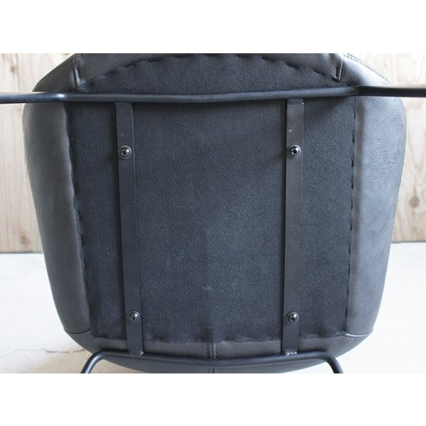 椅子 パニッシュ ウィング チェア PUNISH wing chair インダストリアル ヴィンテージ感のあるすわり心地のよいチェア 椅子『送料無料』|a-depeche|04