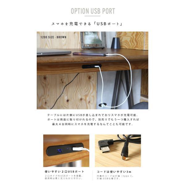 デスク テーブル 『プロック DIY クラフト アート ダイニングテーブル 1200』 机 パソコンデスク 木製 ダイニングテーブル 1人用 2人用|a-depeche|06
