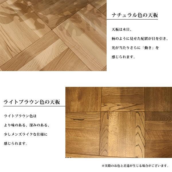 『受注生産』ラムス カフェテーブル 800 RAMS cafe table 800 ナチュラルで表情豊かなテーブル a-depeche 03