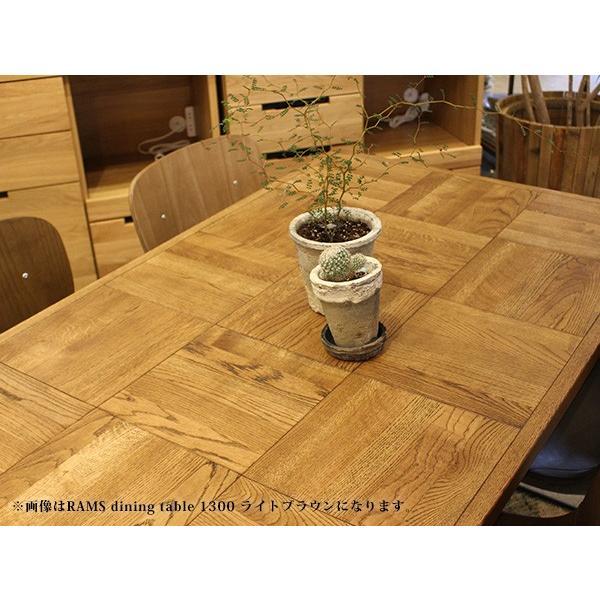 『受注生産』ラムス カフェテーブル 800 RAMS cafe table 800 ナチュラルで表情豊かなテーブル|a-depeche|04