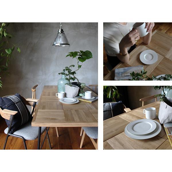 『受注生産』ラムス ダイニングテーブル 1300 RAMS dining table 1300|a-depeche|02