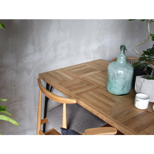 『受注生産』ラムス ダイニングテーブル 1300 RAMS dining table 1300|a-depeche|03