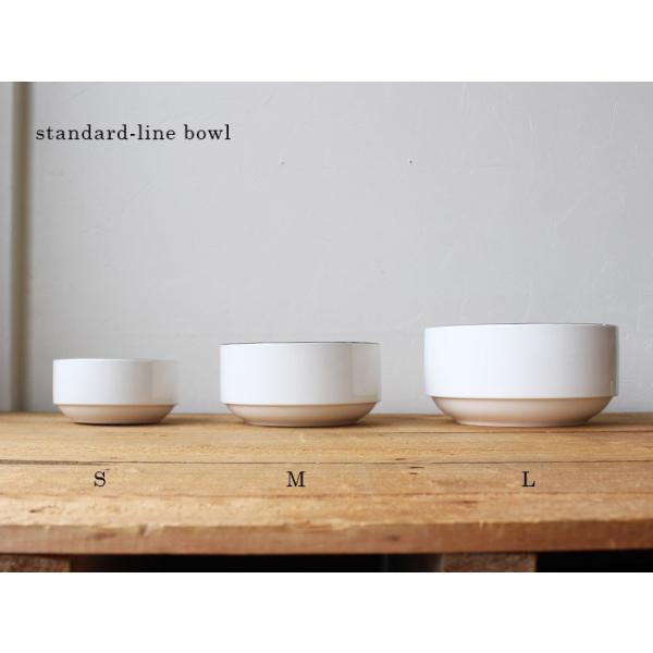 standard line bowl M スタンダードライン ボウル M 木の温もりに、ベストなテーブルウェア a-depeche 02