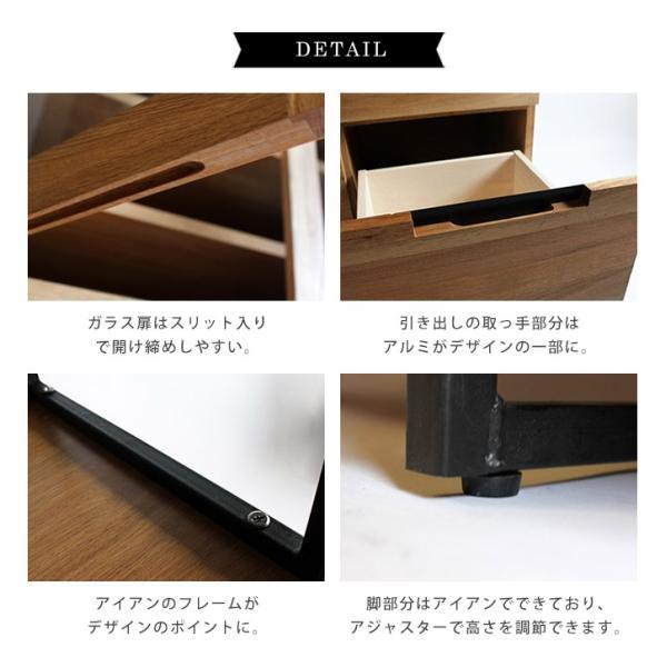 アデペシュ 食器棚 スプレム キッチンボード 1200 『splem a.depeche 収納 キッチン アイアン 幅120cm 鉄 木製 』|a-depeche|19