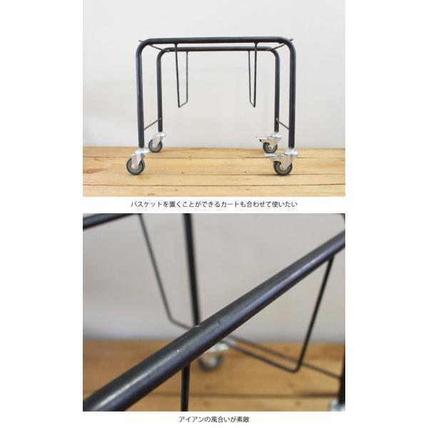 ストッケージ バスケット カート stockage basket cart a-depeche 02