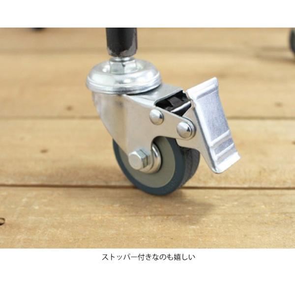 ストッケージ バスケット カート stockage basket cart a-depeche 03