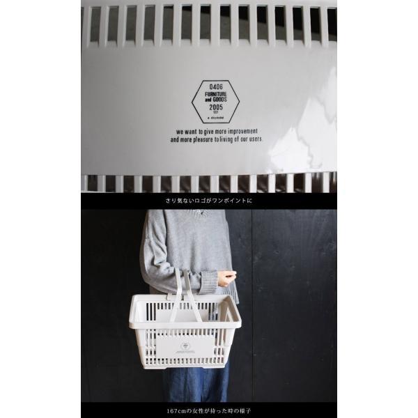 ストッケージ バスケット カート stockage basket cart a-depeche 04