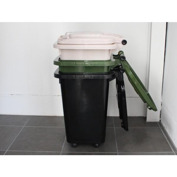 ストッケージ トラッシュ ボックス おしゃれな ゴミ箱 収納ケースとしての使い方もお勧め|a-depeche|09