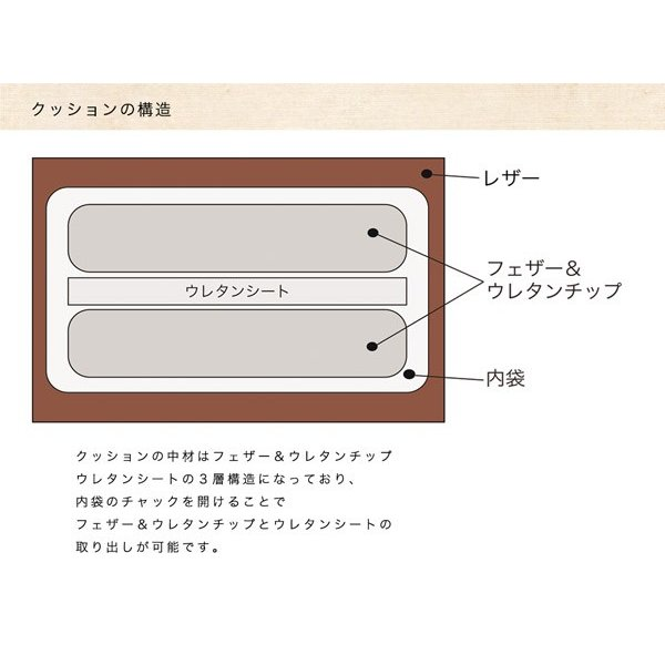 ヴィデル ソファ キャメル オイル レザー VIDER sofa camel oil leather|a-depeche|06