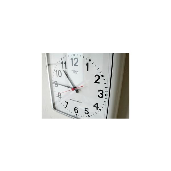 TWEMCO/トゥエンコ BQ-12A カレンダー付きのウォールクロック|a-depeche|04