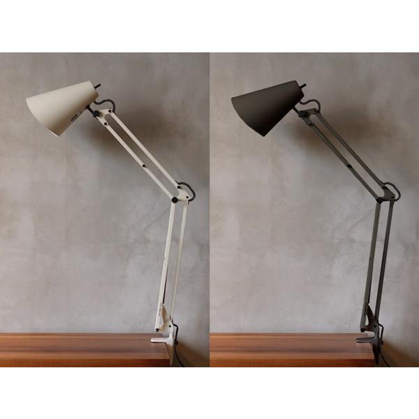 スネイルデスクアームライト(LED) Snail desk arm-light(LED) 無駄のないシンプルなデザインのデスクライト|a-depeche|02